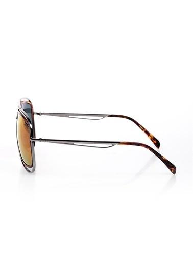 Emilio Pucci Güneş Gözlüğü Yeşil